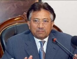Musharraf vows to return back to Pakistan if needed, announces team of defenders
