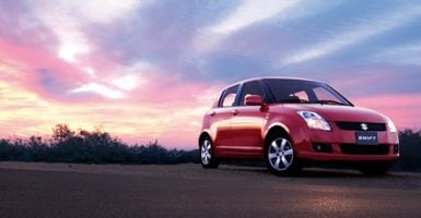 Suzuki Swift specifications and prices in Pakistan