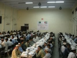 UAE Embassy gears Iftari programs in the country
