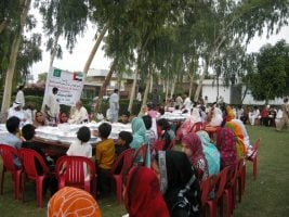 UAE Embassy organized a sociable Iftari program