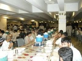 UAE Embassy organized Iftari program in International Islamic University