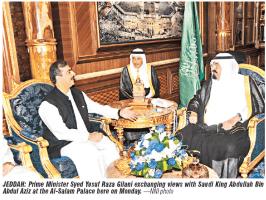 Pak-Saudi Arabia Bilateral Relations