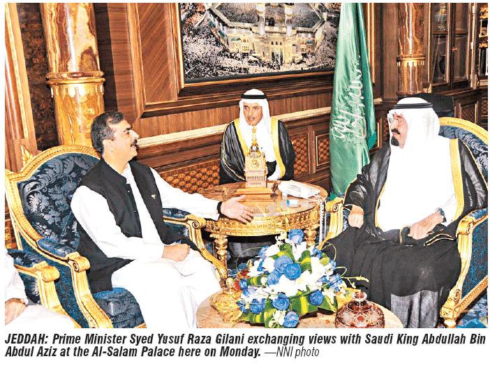 pakistan saudi relationship with iraq
