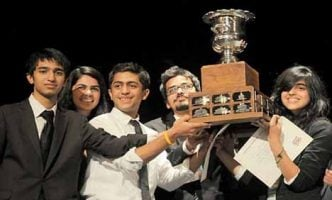 Team Pakistan wins debating competition