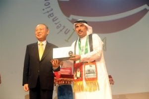 UAE Tremendous Achievements at EXPO 2012, Korea
