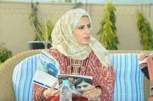 Interview with Al Jawahira Abdullah Al Arifi