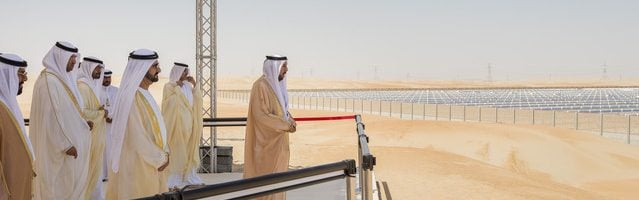 A Paradigm Shift: UAE strides towards further energy diversification