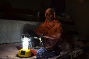 Lighting a Million Lives to provide solar fans to villagers