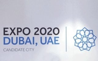 UAE: Expected Victor of World EXPO 2020