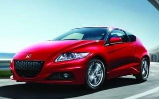 Honda launches CR-Z hybrid in Pakistan