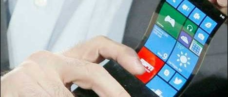 Samsung to unveil Smartphone with curved display