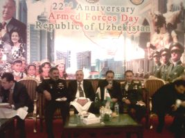 Uzbekistan's Day of Defenders of the Motherland