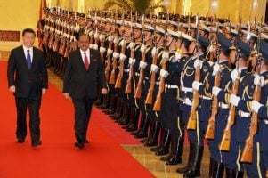 Pakistan-China Defence Cooperation