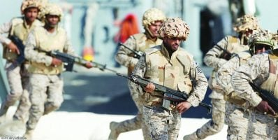 """Saudi Armed Forces Military Exercises """"Sword of Abdullah"""""""