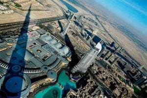 United Arab Emirates Leading Competitiveness in the World