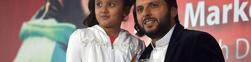 Afridi: Cricket will never see a performer quite like him