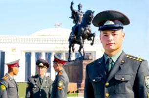Uzbekistan's Day of Motherland Defenders