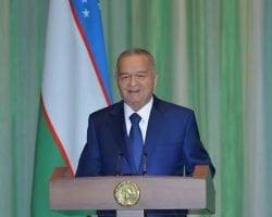 Uzbekistan Presidential Elections 2015
