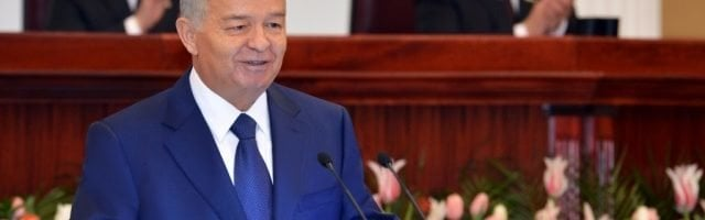 The Republic of Uzbekistan's Presidential Elections 2015