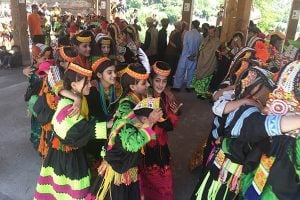 3-Day annual festival in Chitral