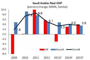 Saudi Arabia's Macro-Economy 2014-15