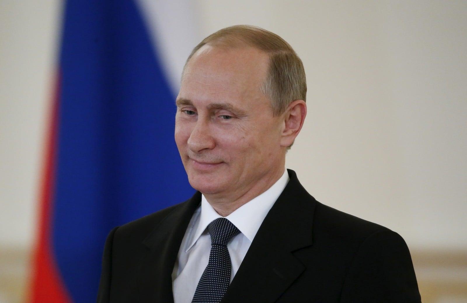 Russian President H.E. Vladimir Putin