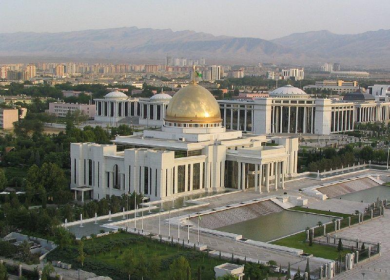 800px-PresidentialPalaceAshgabat