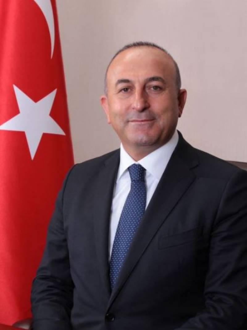 Mevlut Cavusoglu, Turkish Foreign Minister