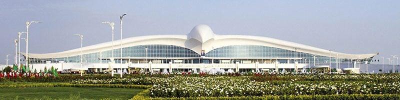 Turkmenistan's New Air-Gates