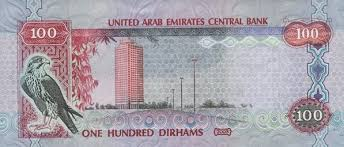 Historical chart of Pak rupee exchange rate vs UAE Dirham