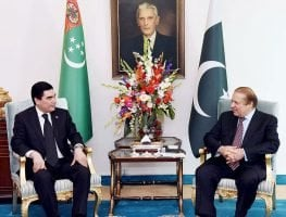 Turkmenistan-Pakistan Brotherly Bilateral Relations